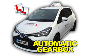 Driving Lessons Wolverhampton - Automatic Car