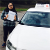 New Way Driving School - Pupil Driving Test Pass